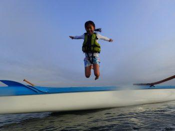 「しぜん」走って、泳いで、漕いで、飛んで! 一緒に進んでみませんか?