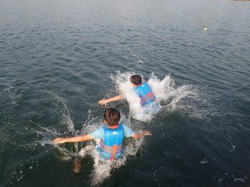 飛んでみようぜ!JUMP!!