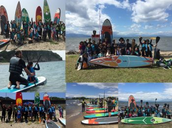 おかげさまで締め切りました。9月22日(木)祝日 葉山 SUP海洋探検会