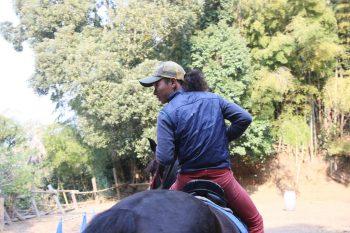 馬×勇気=生きる力 TIDE POOLオンリーワンプログラムのご案内