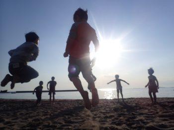 TIDE POOL 金曜日「しぜん」全身で太陽を浴びよう!最高じゃないか!