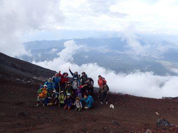2017年夏 富士山アタック報告