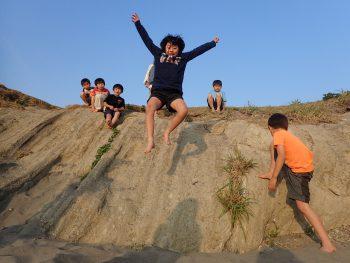 金曜日「しぜん」砂浜で遊ぼう!