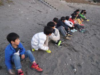 砂浜TIME