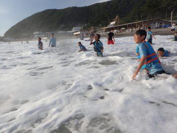 金曜日「しぜん」台風10号のパワー