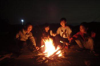 木曜日「今年初の火」そんな愛で溢れたらいいと思うな。