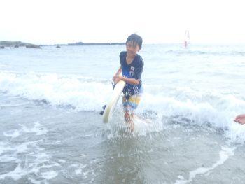 海で遊ぼう!!