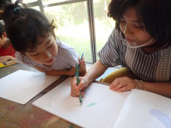 火曜日「じぶんクラス」鈴木佳由です。