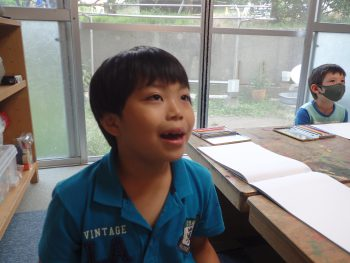 火曜日、じぶんクラス、鈴木佳由です。