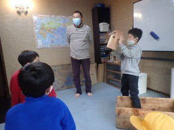 「かたち」クラス神山先生月間