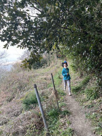 山を走る  判断と決断の連続